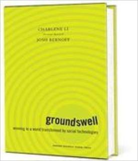Groundswell, internet como tu departamento de marketing y BlueShirt Nation