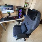 El cambio a una silla gaming, contado por alguien que siempre trabajaba en una silla de oficina: esta ha sido mi experiencia