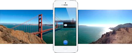 iPhone 5 Modo Panorama