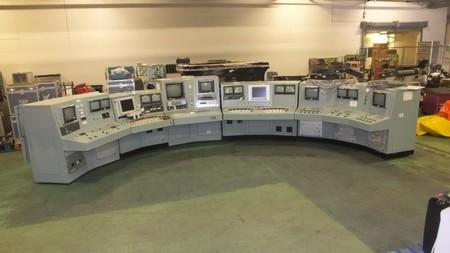 Centro Control Reactor Nuclear Subasta 01