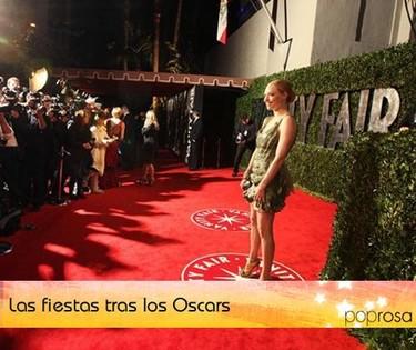 Especial Premios Oscars 2010 (III): Lo mejor de las fiestas después de la gala