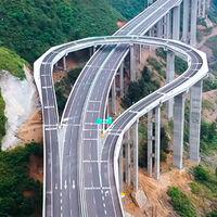 Este loquísimo cambio de sentido en una autopista china es tan efectivo como insólito