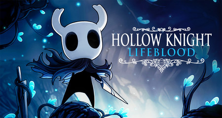 La actualización Hollow Knight: Lifeblood ya está disponible para su descarga gratuita en PC