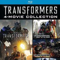 La saga Transformers, en Blu-ray, por 12,89 euros y envío gratis