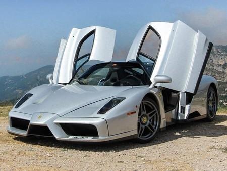Un paseo a bordo del Ferrari Enzo (bueno, dos)