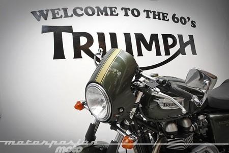 Triumph Bonneville T100, toma de contacto (características y curiosidades)