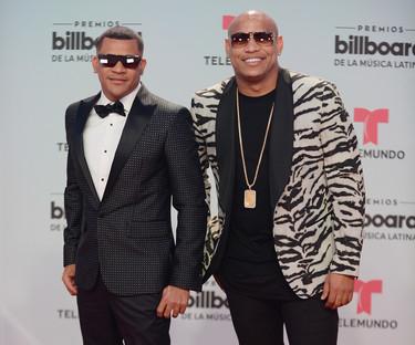 Los peores looks de los Billboard a la música latina: porque el total black look no siempre ayuda