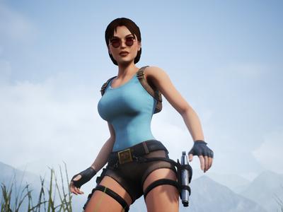 El remake de Tomb Raider 2 hecho por fans ya tiene demo... y pesa 4GB