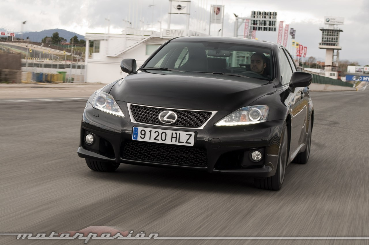 Foto de Lexus IS F (prueba) (16/46)