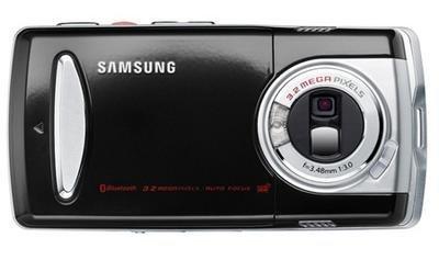 3GSM: Samsung SGH-Z710, gran móvil con cámara