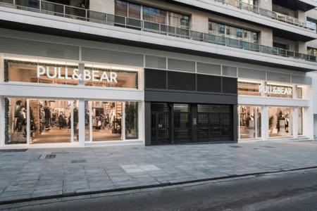 La imagen de Pull&Bear se renueva con su nueva tienda flagship en el Barrio de Salamanca