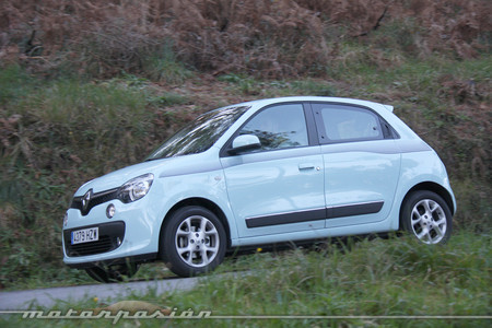 Renault Twingo Prueba 46 1000