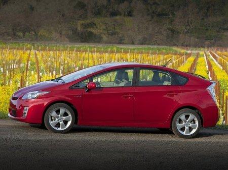 Toyota Prius. Vuelve a ser el más vendido en Japón