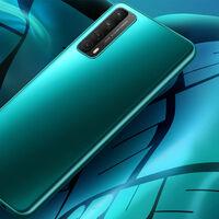 Huawei P Smart 2021: más cámaras y batería y con pantalla perforada