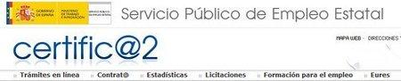 Certificados de empresa de manera telemática obligatoria en Certificad@s