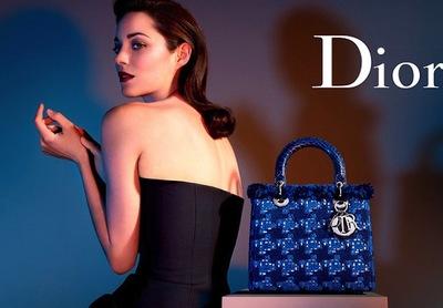 Nueva campaña Lady Dior con Marion Cotillard