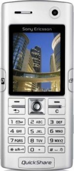 SonyEricsson K608, un móvil de oficina.