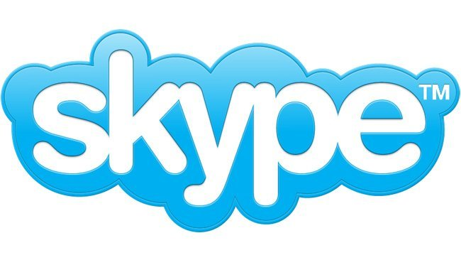 skype logotipo voip