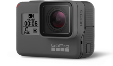 Videocamara Outdoor Gopro Hero5 Black
