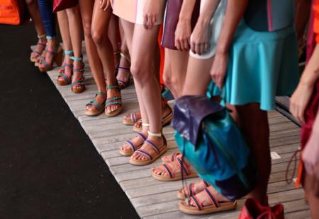 Los colores candy se rinden a tus pies este verano