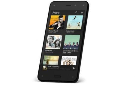 Habrá nuevas ediciones del Fire Phone a pesar del castañazo de sus ventas