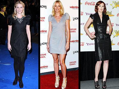 Tendencias a debate: Vestidos con hombreras ¿sí o no?