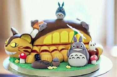 Nueve pasteles de cumpleaños que te dará pena comer