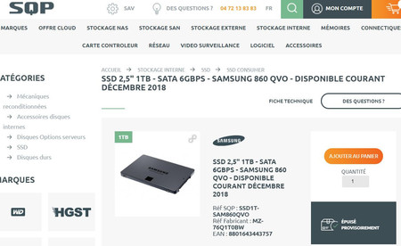 Samsung 860 Qvo 1