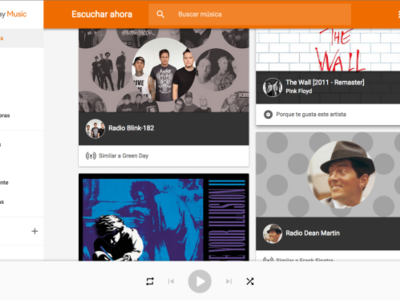 Google Play Music podría lanzar un plan familiar (sí, como el de Apple y Spotify)