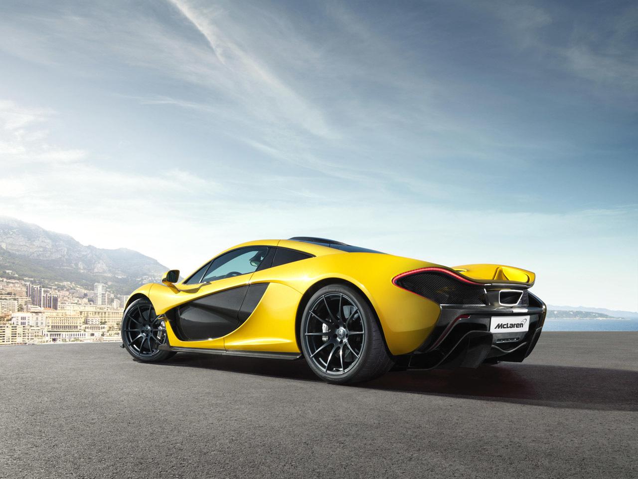 Foto de McLaren P1 (11/12)