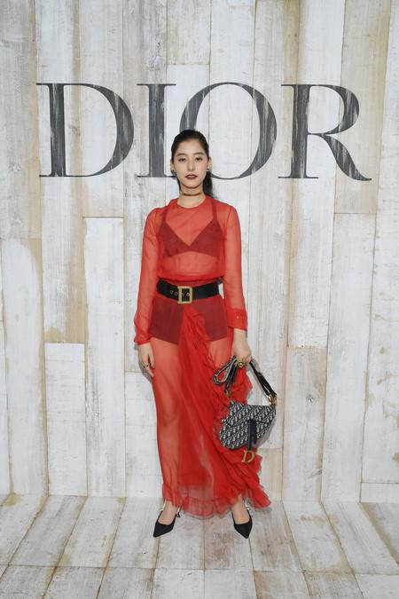 Dior Cruise 2019 Yuko Araki