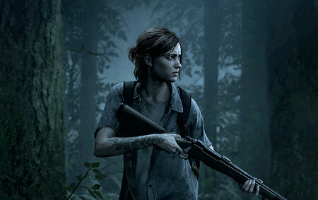 The Last Of Us Background Blue Forest 03 Ps4 En Us 08jul20