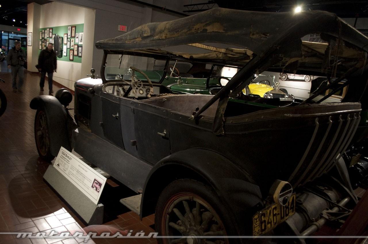 Foto de Gilmore Car Museum (53/61)