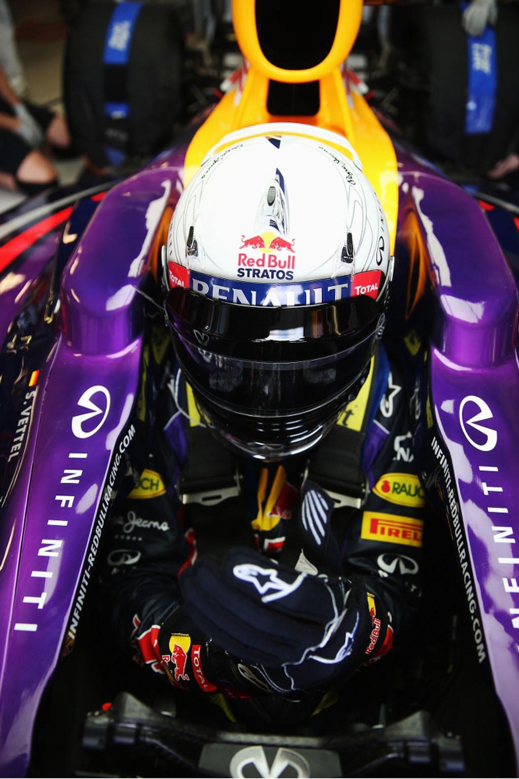 Foto de Sebastian Vettel - Red Bull Stratos (12/16)