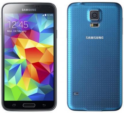 Y así nos relata Samsung las bondades de Galaxy S5