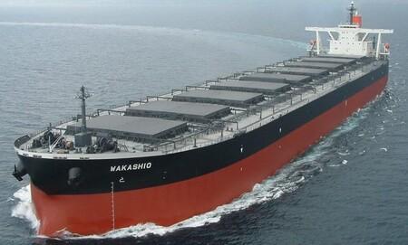 El buque de 100.000 toneladas que naufragó por buscar cobertura para el teléfono móvil