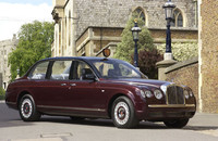 Bentley Estate Limousine - un one-off para la Reina Elizabeth II