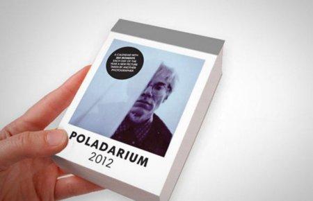 Calendario Poladarium 2012: cada día una Polaroid