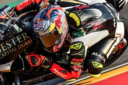 Marcos Ramirez Motogp Aragon 2018