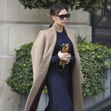 Lograr el estilismo de Victoria Beckham es más fácil de lo que te piensas, y te salvará en más de una ocasión