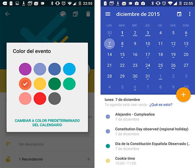 Oggi Calendario, la migliore alternativa a Google Calendar e Sunrise per soli 10 centesimi