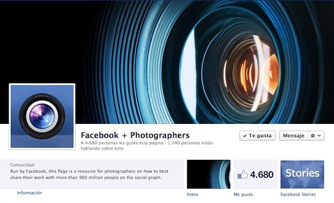 Facebook + photographers