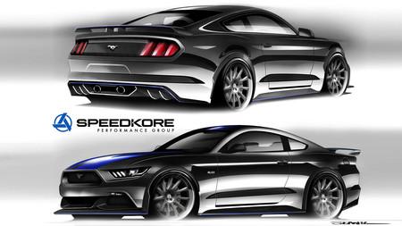 Speedkore Mustang 1