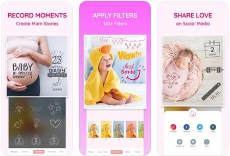 Apps Fotos Embarazo Baby Photo Editor