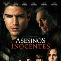'Asesinos inocentes', cartel y tráiler de la película con Maxi Iglesias y Aura Garrido