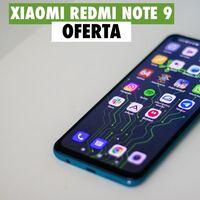 El Xiaomi Redmi Note 9 a precio de derribo hoy con este cupón: llévatelo por 131 euros con envío gratis desde España