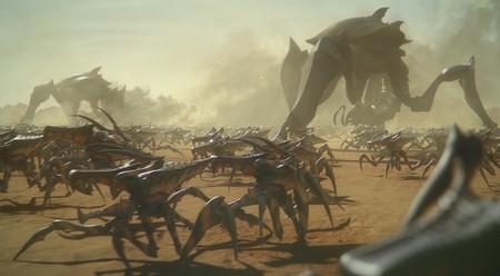 El tráiler de 'Starship Troopers: Traitor of Mars' nos trae de vuelta a los bichos gigantes 20 años después