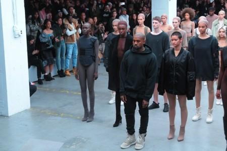 Nadie quiso perderse la presentación de Kanye West x Adidas, y la pequeña Kylie desfiló con sus propuestas