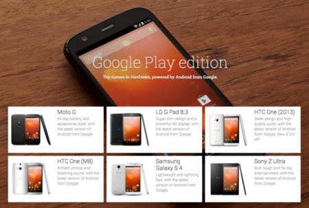 El programa Google Play Edition está prácticamente muerto