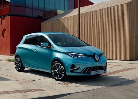 Renault Lider En Venta De Auos Electricos En Europa 3